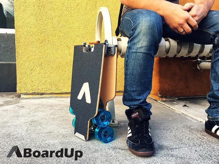 【集購】BoradUp | Longboard潮流折疊滑板