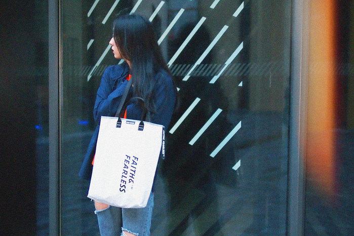UltraWorks|FF-PVC Tote Bag(五色可選)