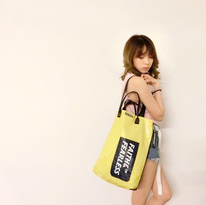 UltraWorks|FF Tote Bag(五色可選)