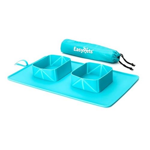 Easypets | Roll 'N' Go 寵物攜帶型碗盤