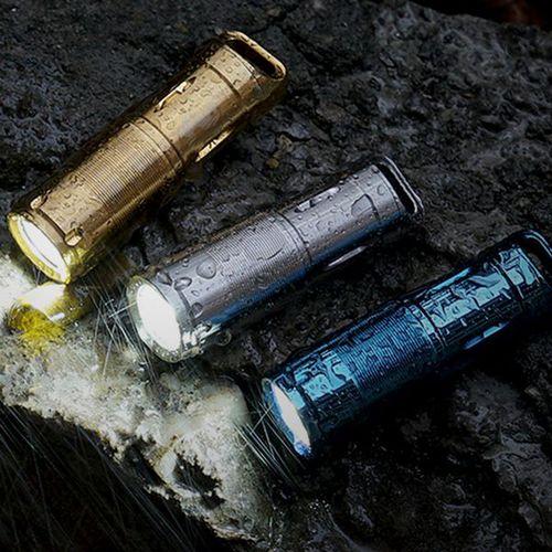 【集購】MecArmy | X2S世界最小防水手電筒(充電式)
