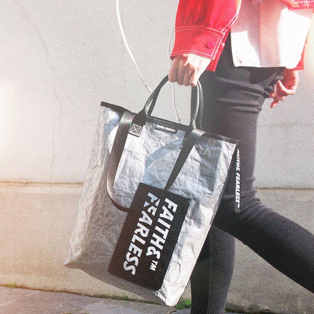 UltraWorks| FF Tote Bag(五色可選)