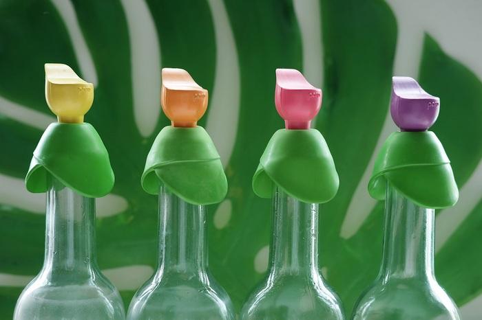 【集購】全台獨賣 PARA |  泰國環保保鮮瓶塞 禮盒組(4入)