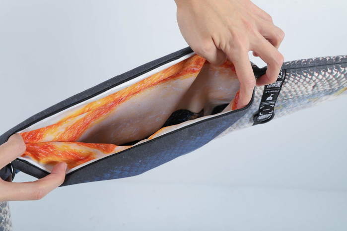 WHAT FISH虱目魚包包 (大)
