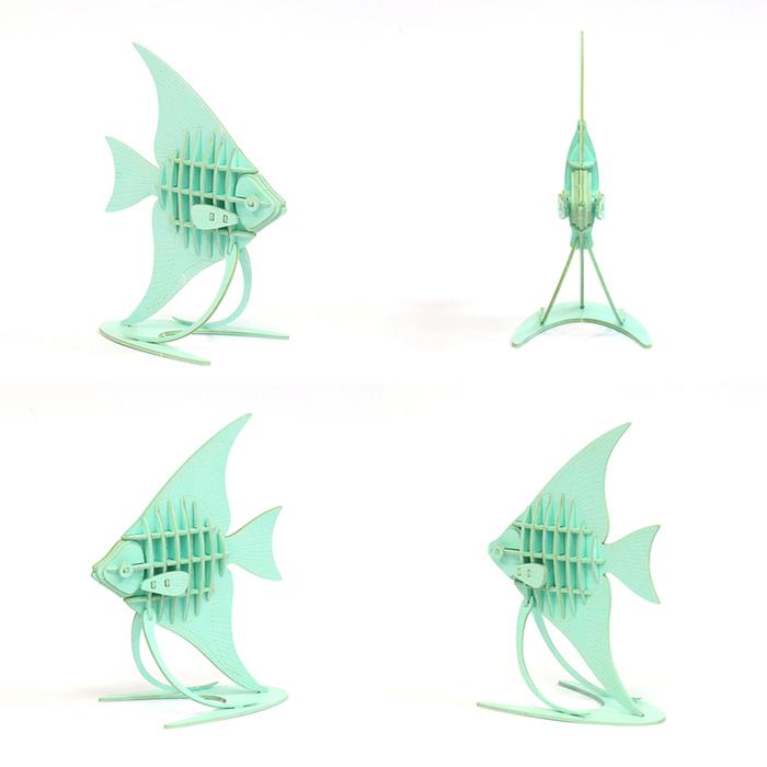 (複製)JIGZLE|3D紙拼圖 大象