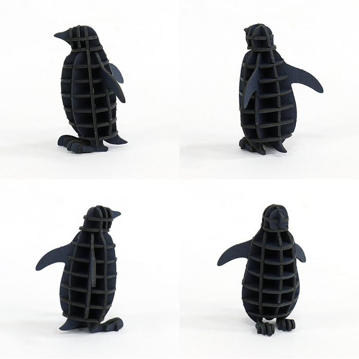 (複製)JIGZLE 3D紙拼圖 天使魚