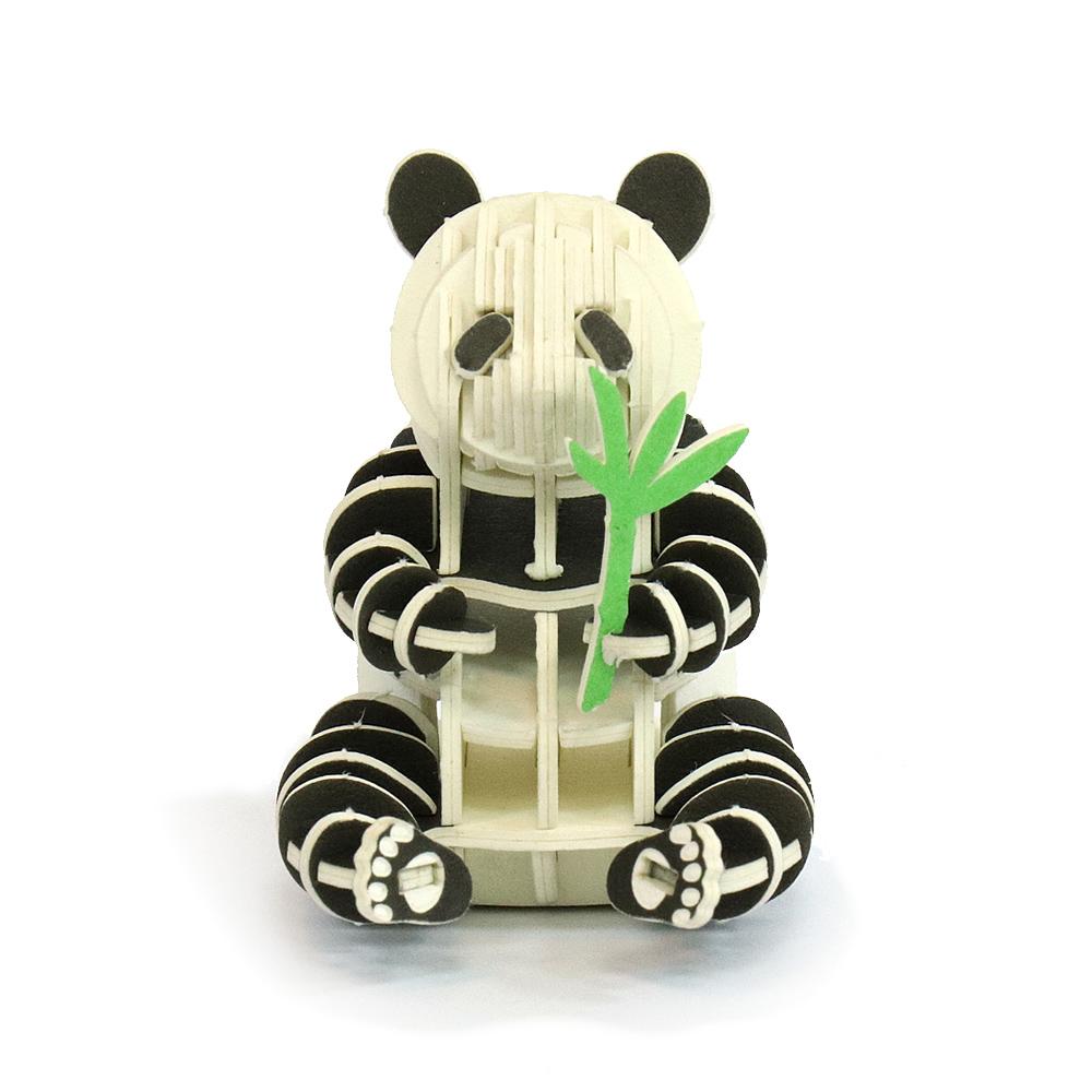 JIGZLE|3D紙拼圖 熊貓