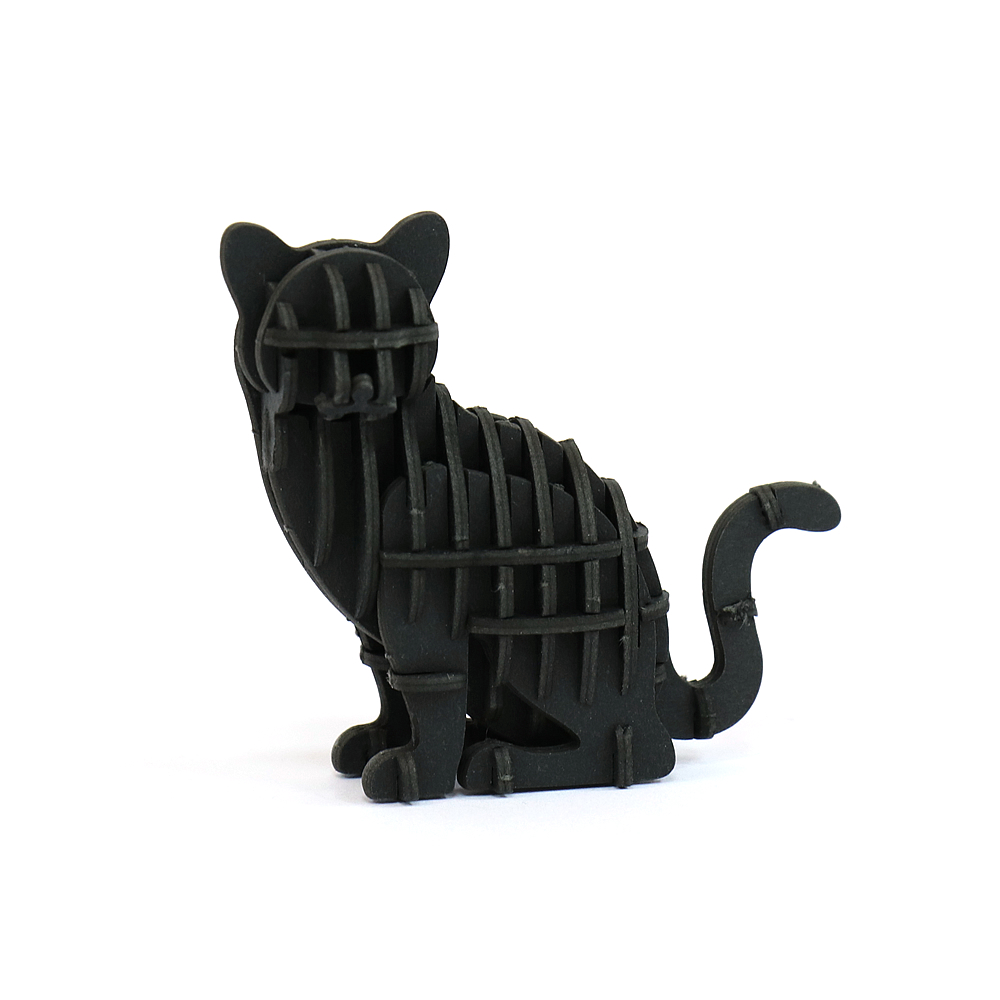JIGZLE|3D紙拼圖 貓