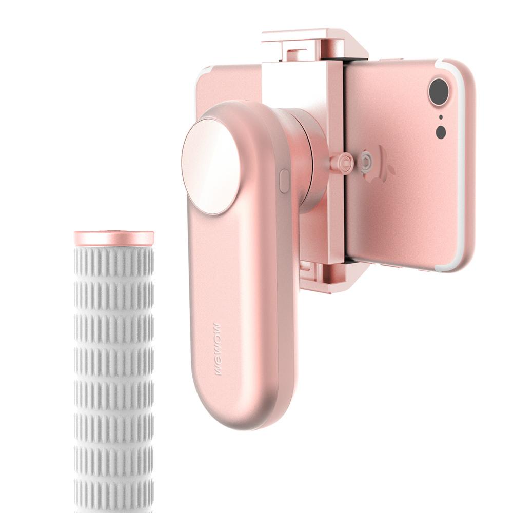 WEWOW|Fancy 手機智能穩定器 (玫瑰金)
