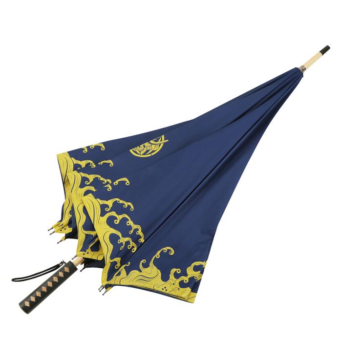 拾藝術|奇美 直傘 東洋武士