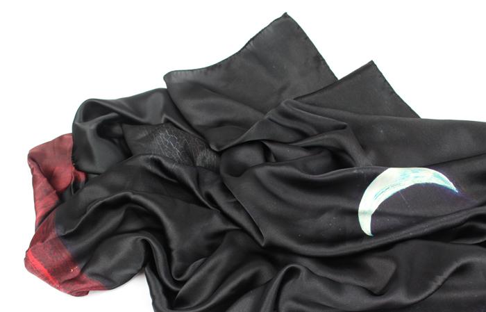 (複製)常玉 方巾【斑馬】