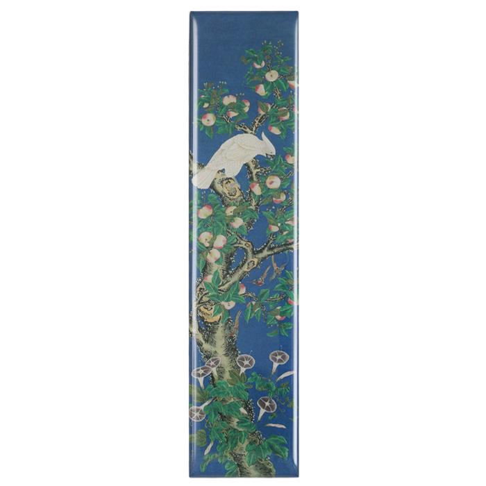 (複製)拾藝術|史博文創 磁鐵 絹本著色花鳥(2)