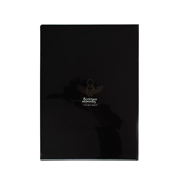 拾藝術|大英埃及展 L夾 眾神(黑)