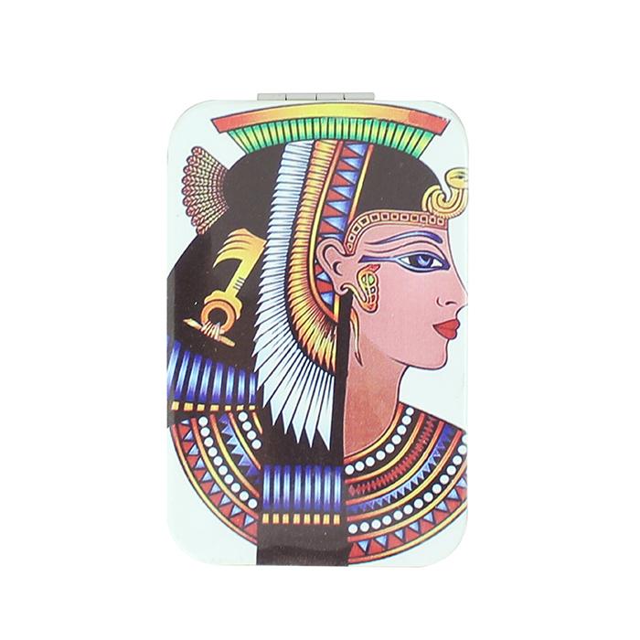 拾藝術|大英埃及展 雙面鏡 貓神伊西斯Isis