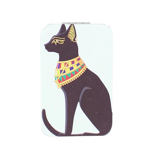 拾藝術|大英埃及展 雙面長鏡 貓神