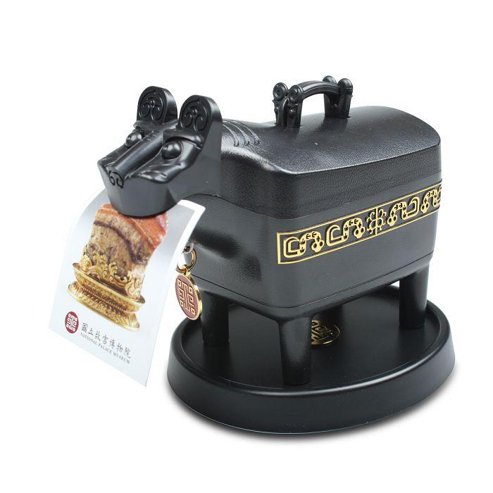 (複製)故宮精品|人足獸鋬匜文具盒