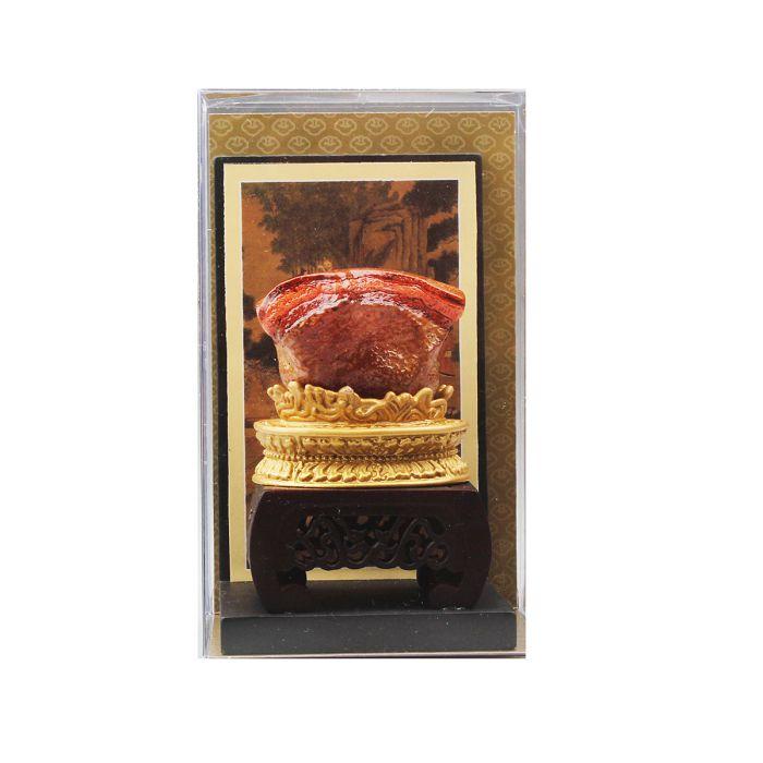 故宮精品|肉形石雅座