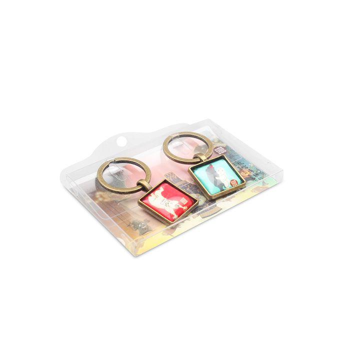 (複製)故宮精品|嬰兒枕福祿磁貼吊飾