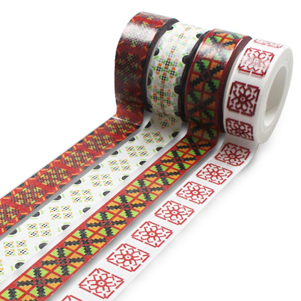 故宮精品|巴基斯坦方巾紙膠帶