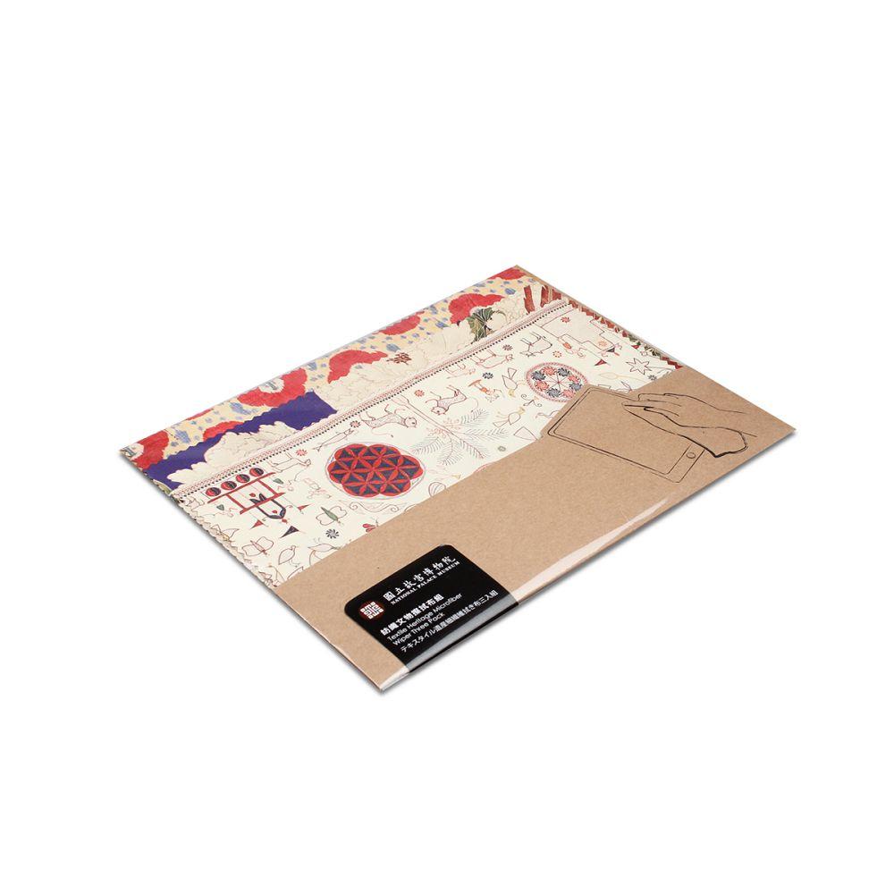故宮精品|紡織文物擦拭布組