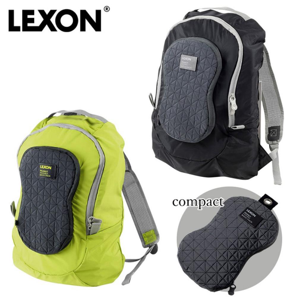 LEXON|PEANUT可收納後背包
