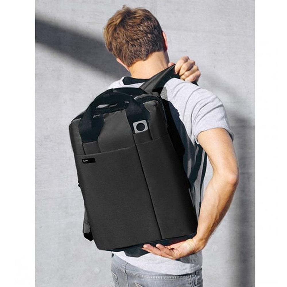 LEXON|APOLLO雙層後背包/黑色