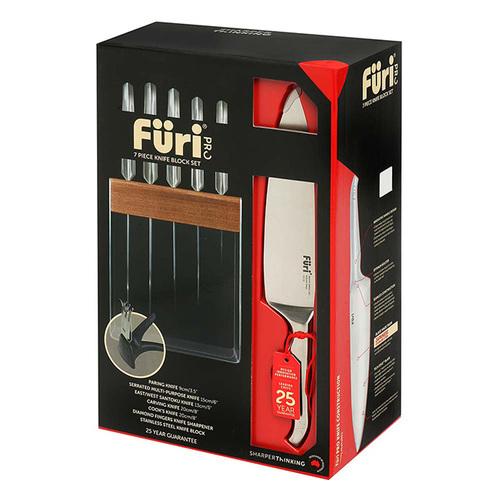 澳洲FüriPro|高級專業刀具組-7入