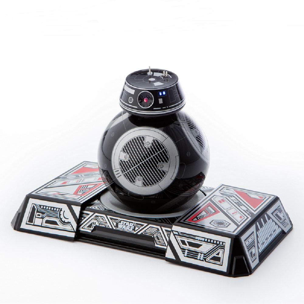 Sphero|星際大戰BB-9E 遙控機器人(附訓練底座)