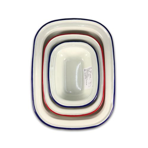 Wiltshire  澳洲ENAMEL琺瑯手工烤盤組合(三件組)
