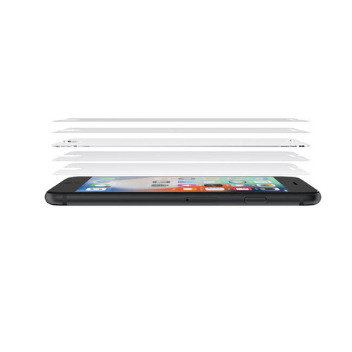 Belkin|InvisiGlass Ultra康寧玻璃屏幕保護膜(iPhone 6s/6/7/8專用)