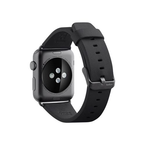 Belkin |Apple Watch經典真皮錶帶