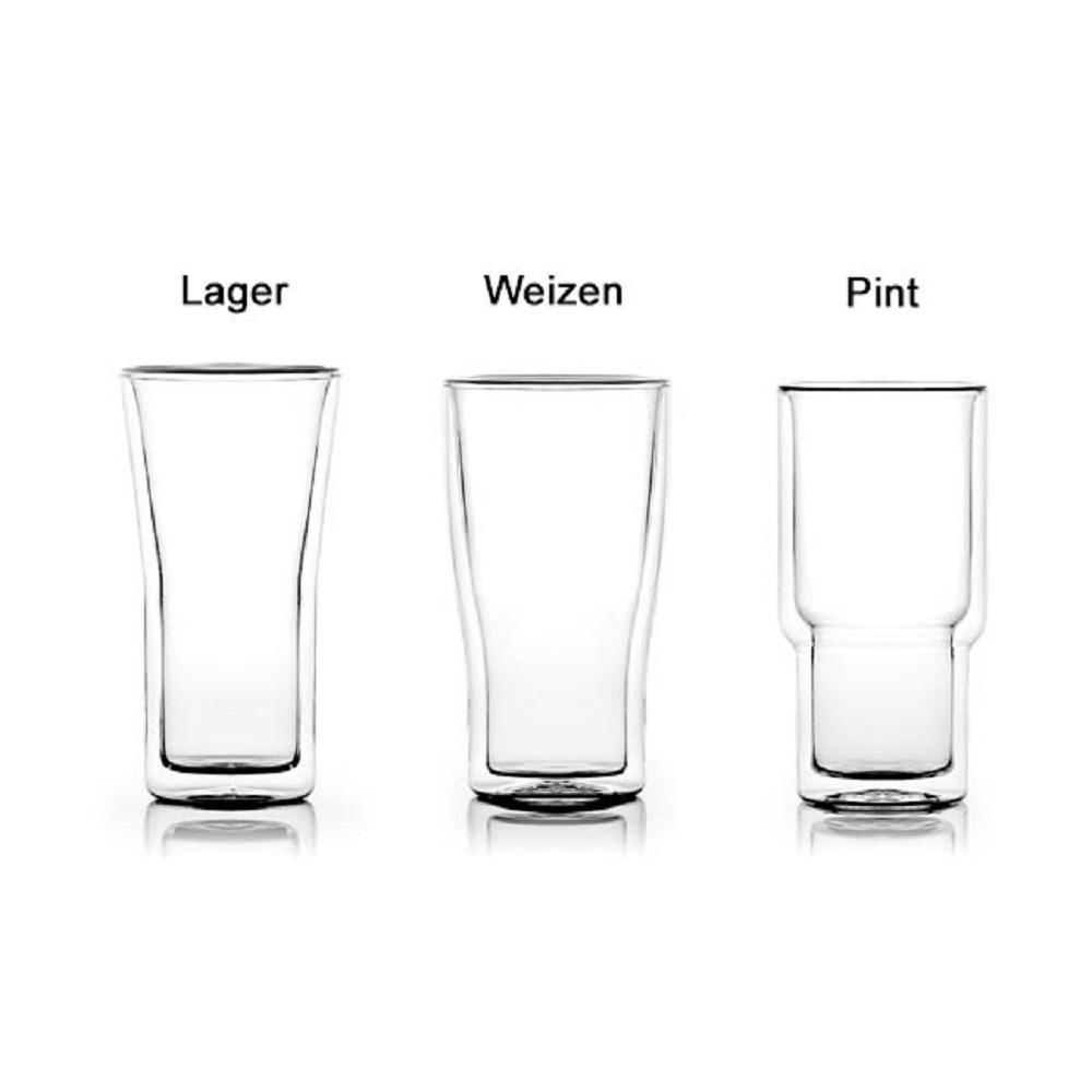 奇想THAT!|雙層玻璃杯 Pint