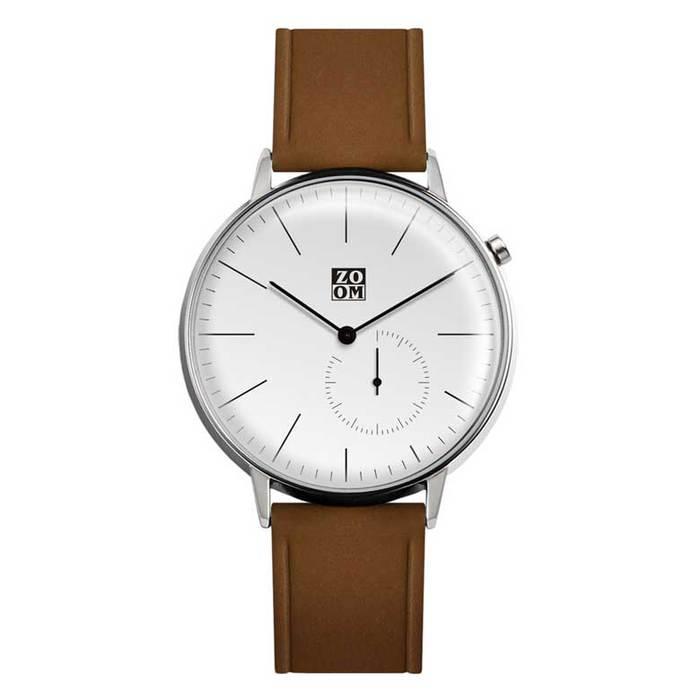 (複製)ZOOM SKYLINE 地平線概念腕錶-黑 /44mm