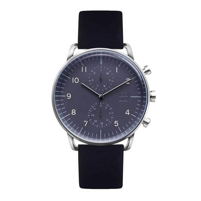 (複製)ZOOM Refine 旅行者多功能腕錶-白色