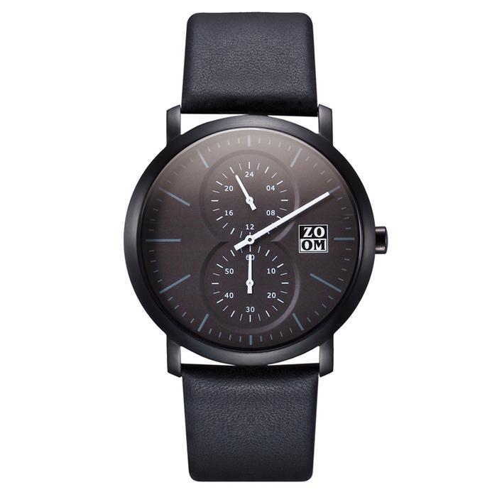 (複製)2015『iF國際設計獎』 ZOOM  │  Muse 繆思系列特殊讀時腕錶(白)