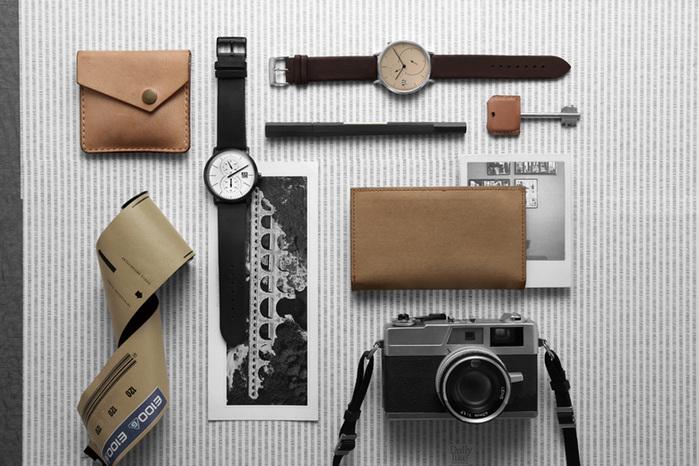 2015『iF國際設計獎』 ZOOM  │  Muse 繆思系列特殊讀時腕錶(黑)