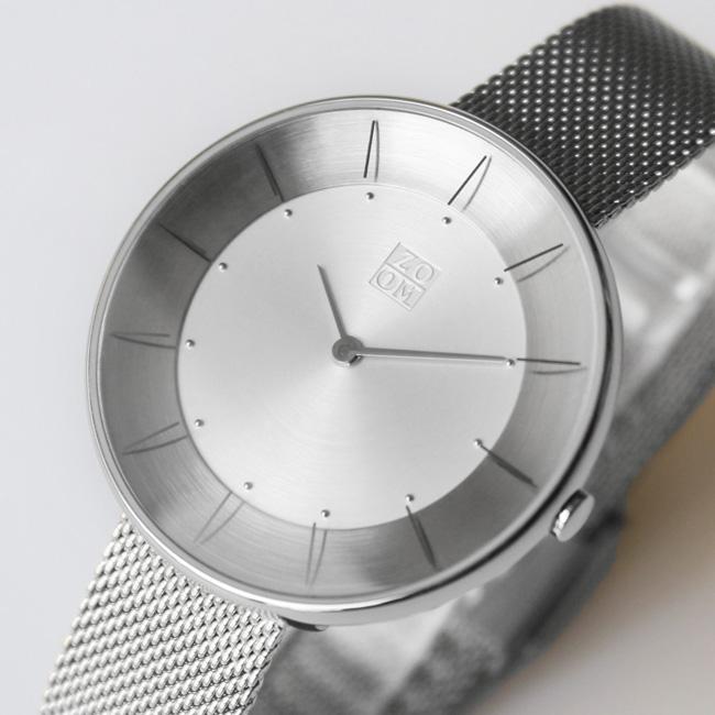 (複製)ZOOM FLOATING 光感美學米蘭腕錶-金/35mm