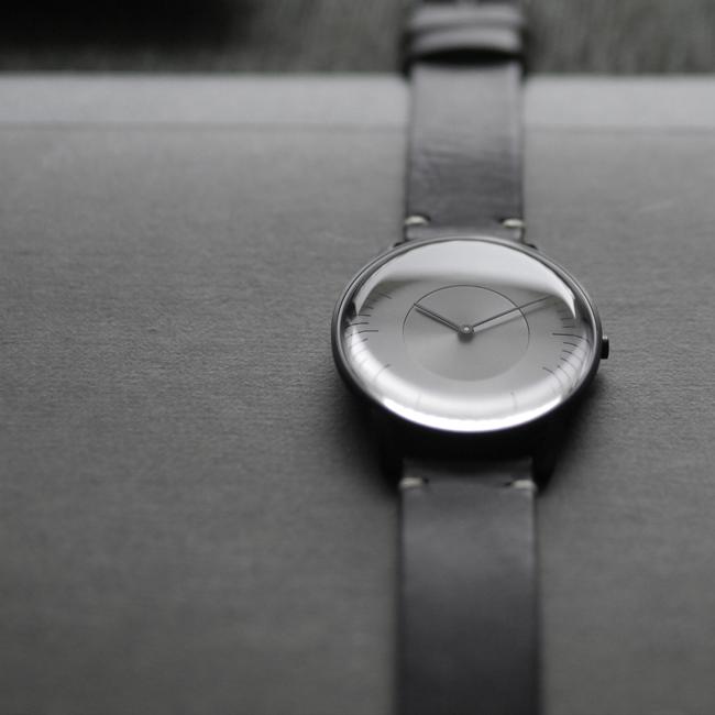 (複製)ZOOM FLOATING 光感美學米蘭腕錶-銀/35mm