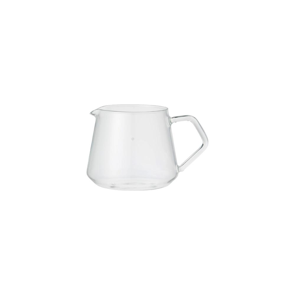 KINTO|SCS經典玻璃咖啡下壺 300ml