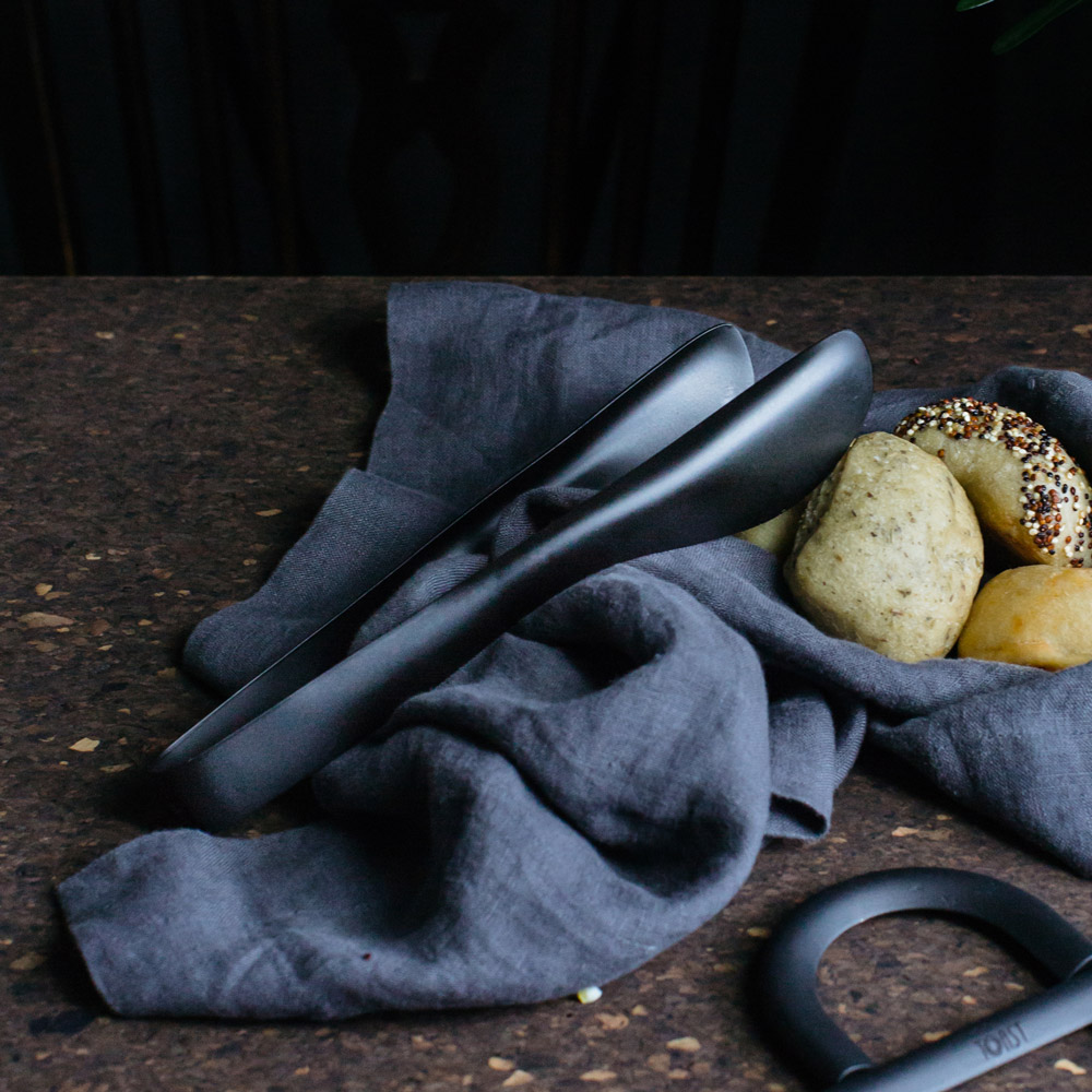 TOAST | BLACKSMITH 服務餐夾 - 不鏽鋼