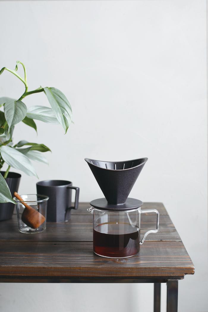 (複製)KINTO|OCT八角陶瓷馬克杯 300ml - 黑