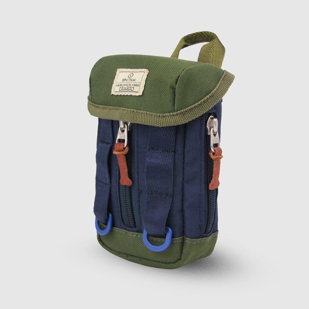 SPUTNIK|寵物拾便包 Clean Bag (藍)