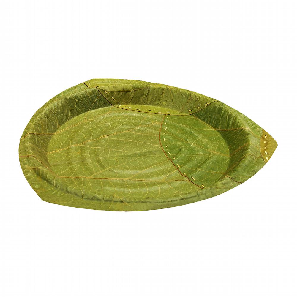 利芙樹葉餐盤|盒裝奧列安中圓盤