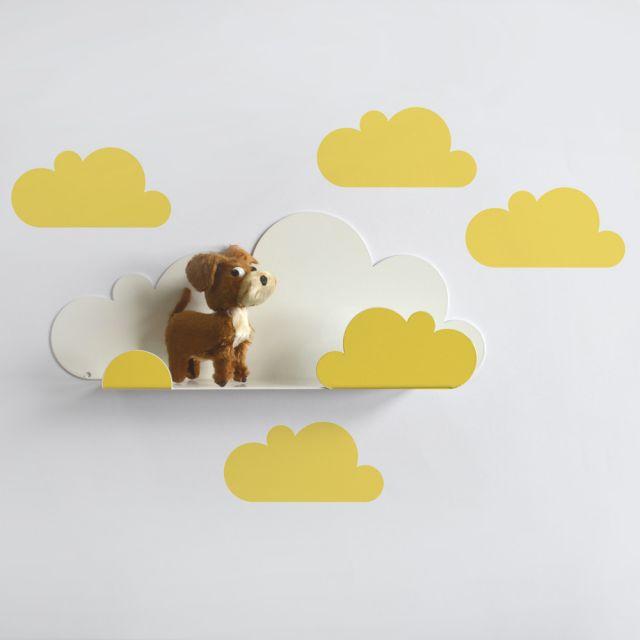 (複製)西班牙 Tresxics|綿綿雲朵造型裝飾架(粉紅)