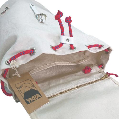 YKRA │匈牙利手工圓筒帆布包