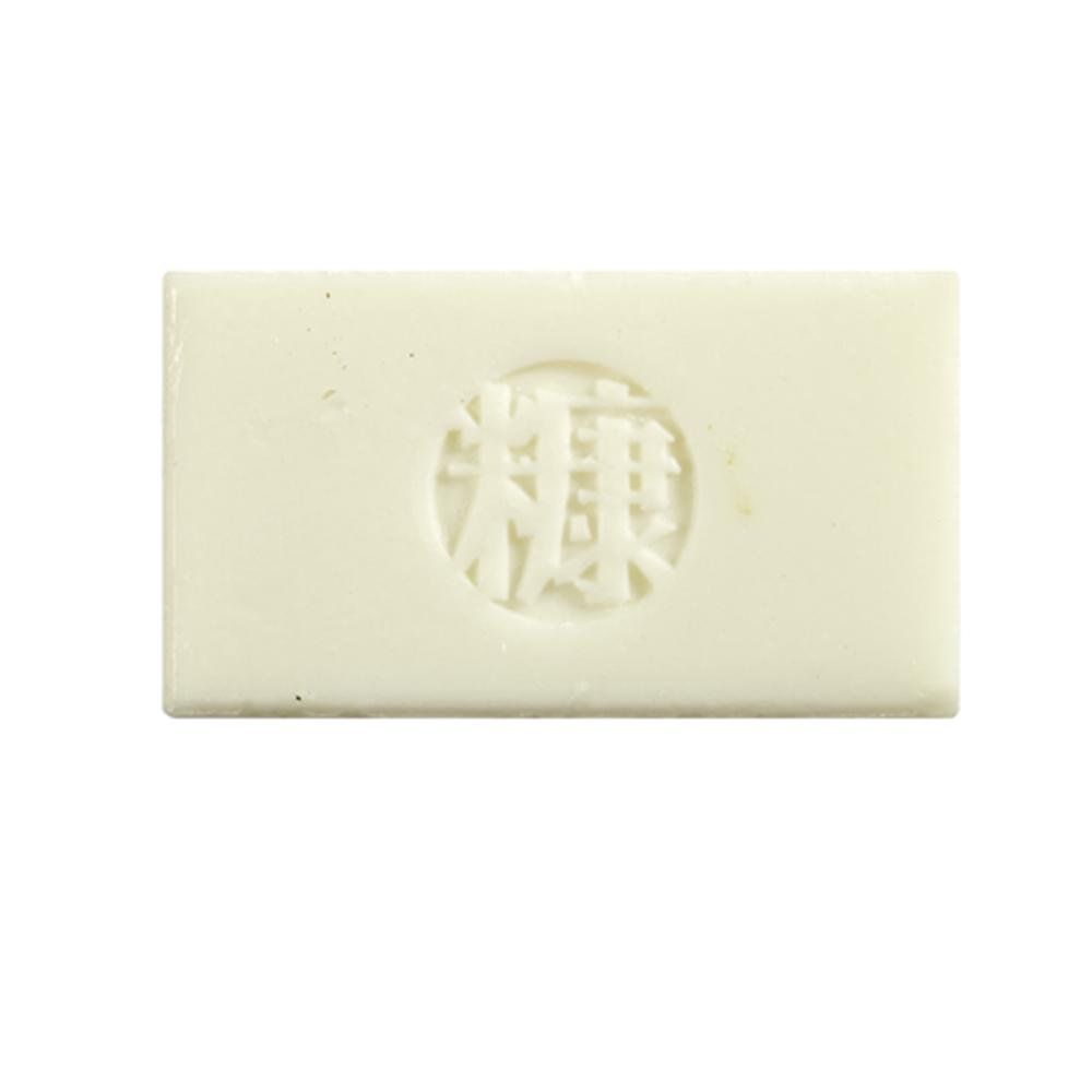 手工糠皂|DUNE系列 檸檬草 Lemon grass 玉米澱粉盒包裝  (綠色)
