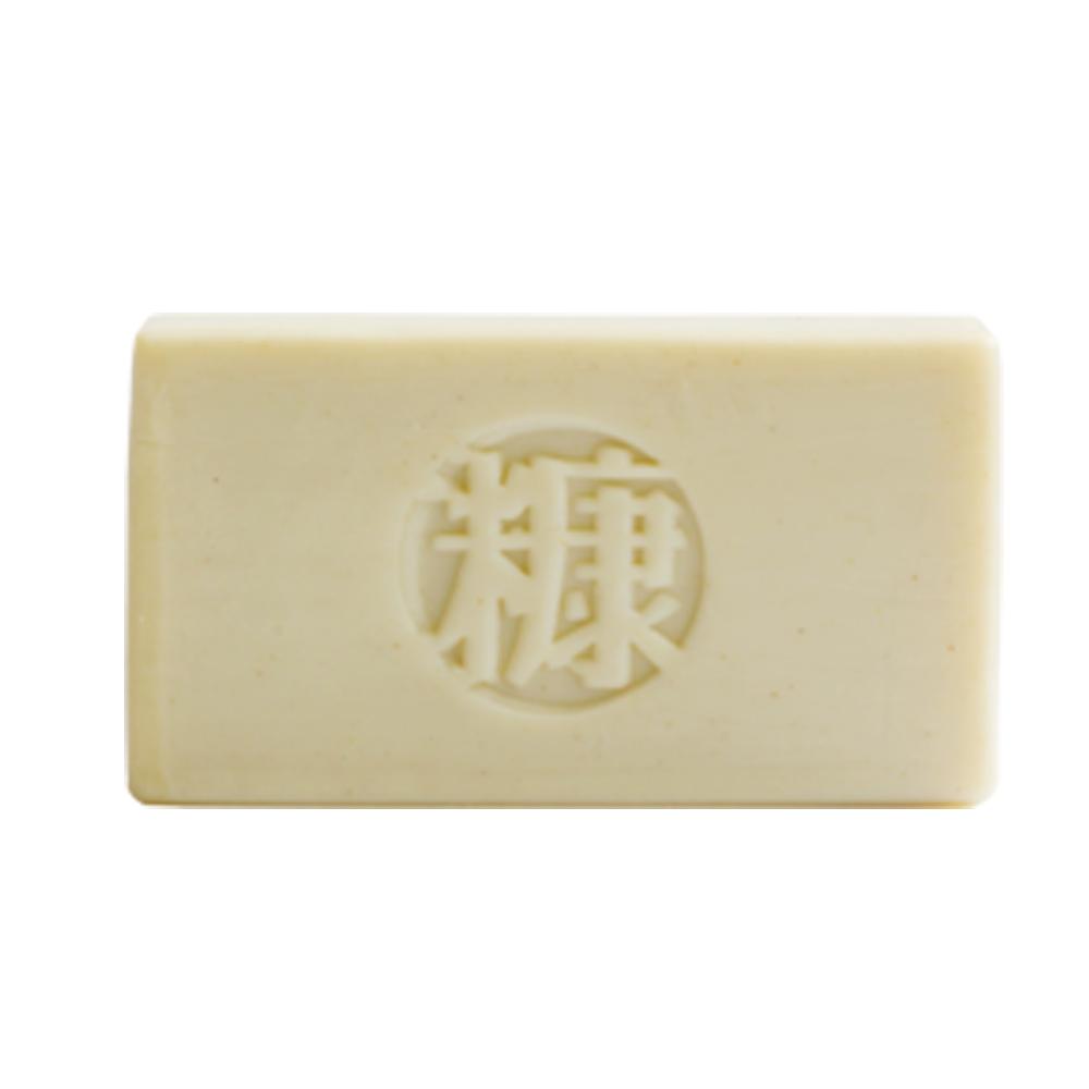 手工糠皂|NUDE系列 薄荷 Mint 裸皂  (淡綠色)