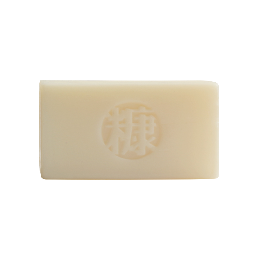 手工糠皂 PURE系列 軟木樹花 Cork tree flower 裸皂  (白色)