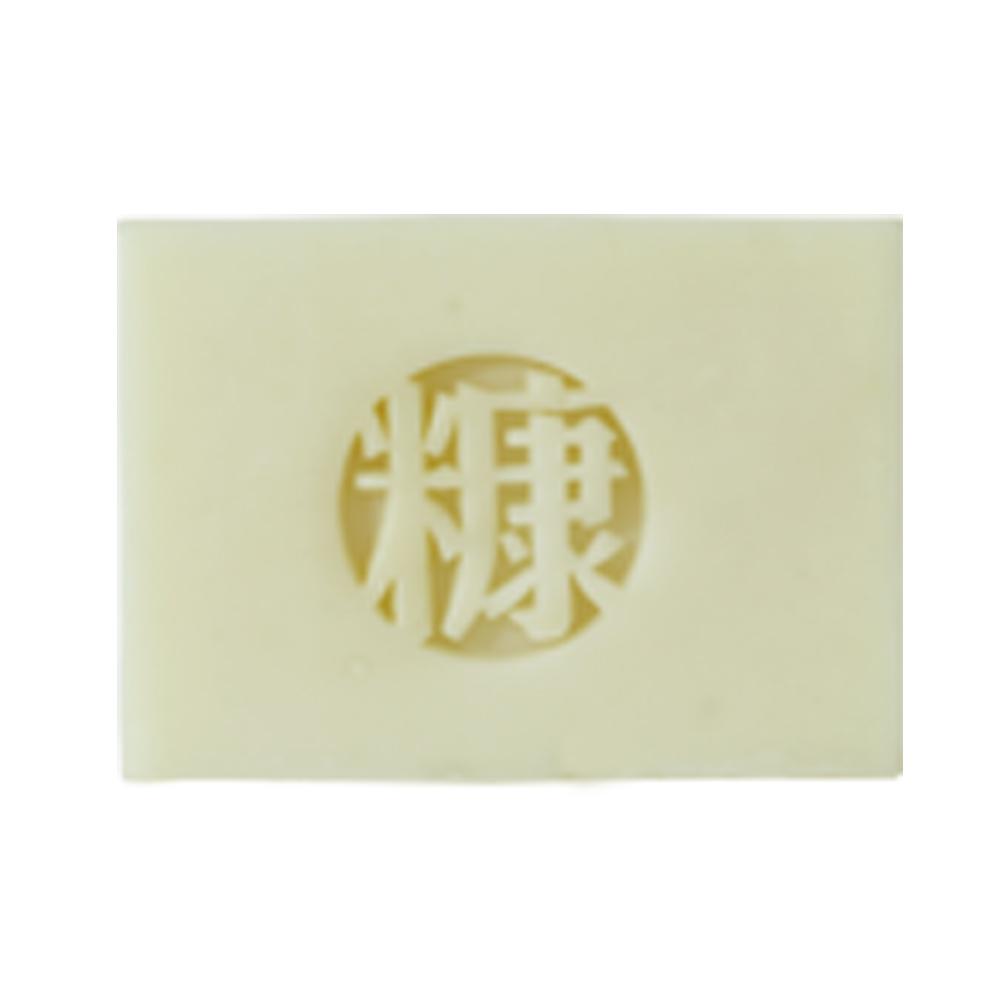 手工糠皂|MOIST系列 嬰兒皂 Baby soap 種子紙包裝  (米色)