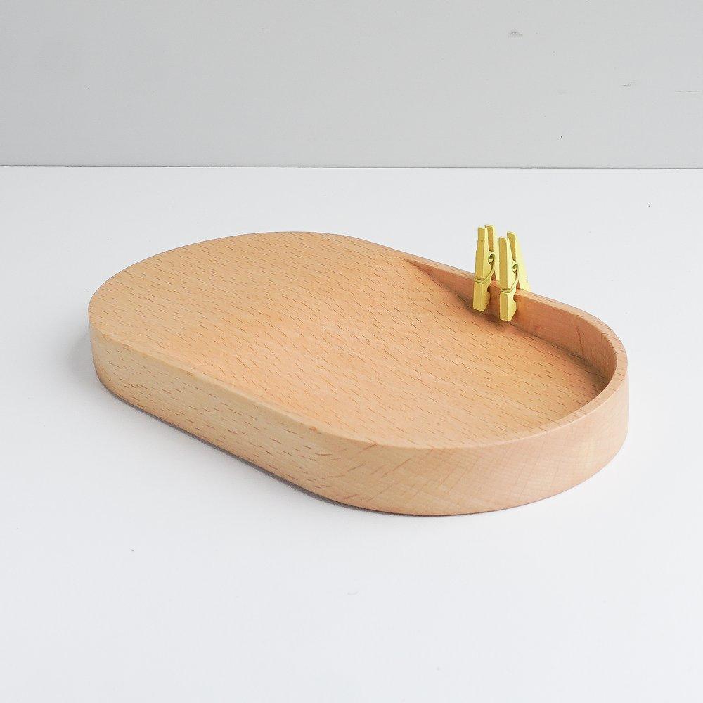 TOSMU 童心木|小夜燈 x 飾品盤 限量組合